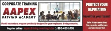 AAPEX DRIVING ACADEMY CORPORATE TRAINING