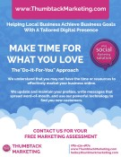 Helping Local Business Achieve Business Goals