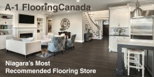 Niagara's Most Recommended Flooring Store