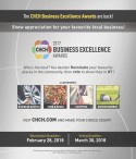 The CHCH Business Excellence Awards are back!