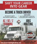 DO YOU WANT TO BE A TRUCK DRIVER?