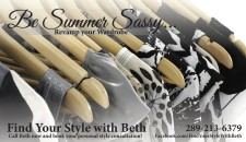 Be Summer Sassy... Revamp your Wardrobe