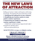 THE NEW LAWS OF ATTRACTION