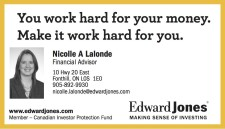 You work hard for your money. Make it work hard for you.