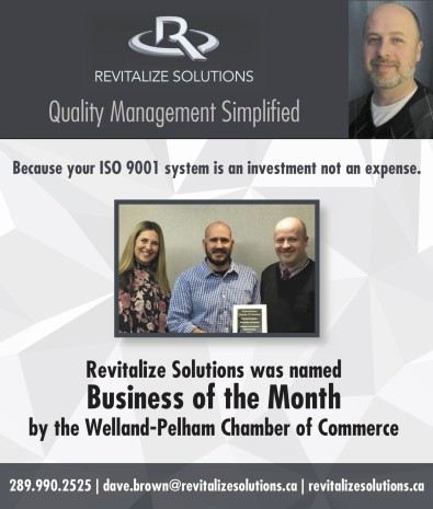 REVITALIZE SOLUTIONS Quality Management Simplified